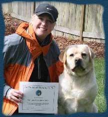hunt test certificate